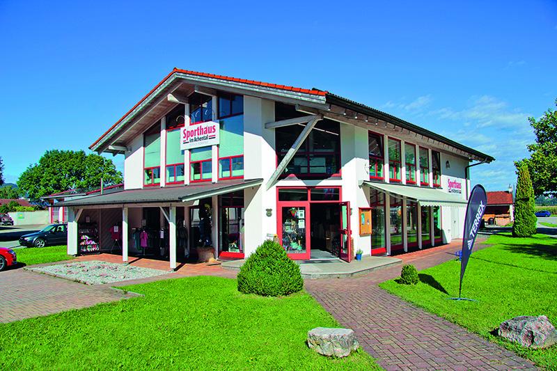 Sporthaus Achental Sportgeschäft